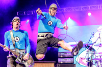 20180213 - Aquabats Supporting Bowling For Soup - o2 Academy - 13022018 - 11