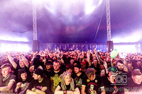 20180609 - Thy Art Is Murder - Download Festival 2018 - Donington Park - 3